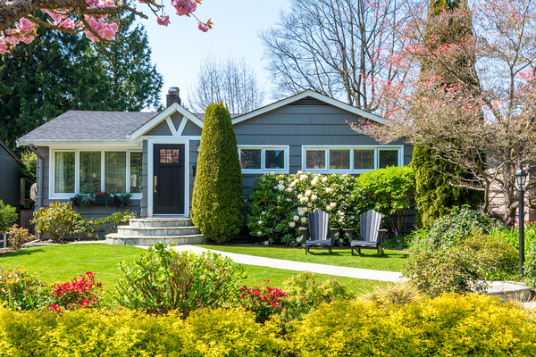 3 Ways Landscaping Can Protect and Cool Your New Home